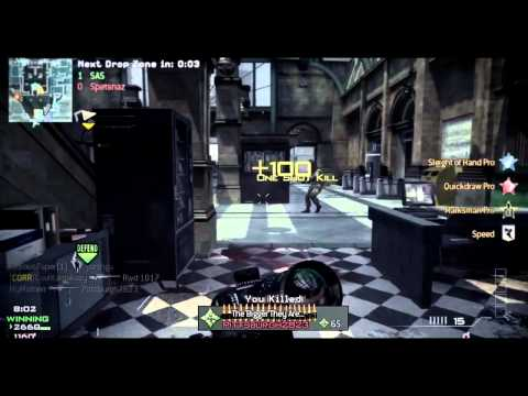 Last Transmission | A MW3 Montage - Edited by FaZe Spratt