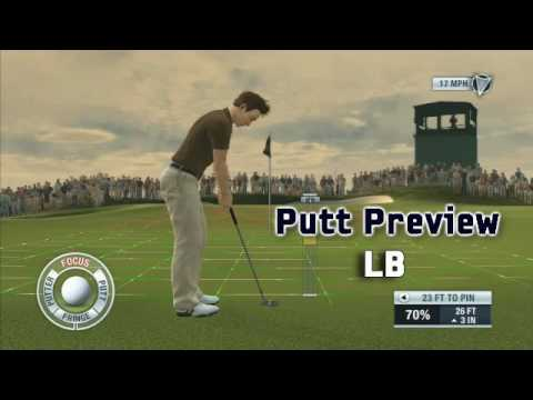 Tiger Woods PGA TOUR 11 Tips: How to use Focus