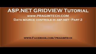 ASP.NET GridView Tutorial