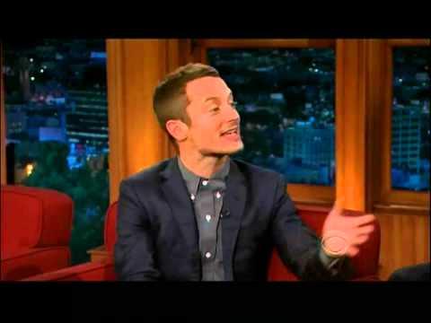 Craig Ferguson 6/25/12D Late Late Show Elijah Wood XD