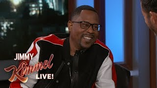 Martin Lawrence on Friendship with LeBron James