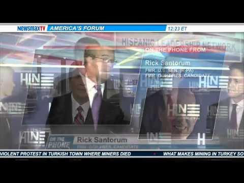 Rick Santorum - Republican Party politician
