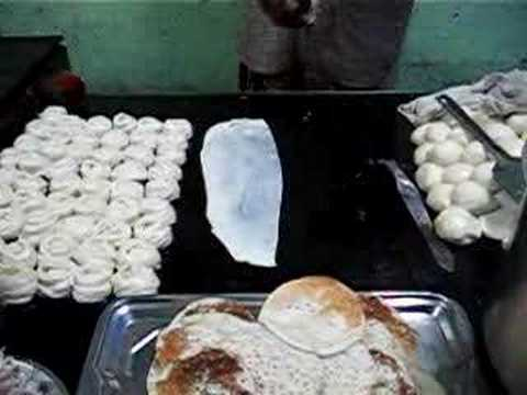 how to make a paratha