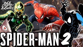 Spider-Man PS4 Sequel - What Villains Could Appear in Sequel!