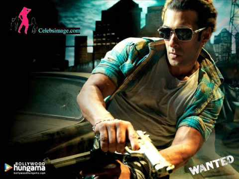 Wanted Bollywood Hindi Movie Preview and Wallpapers