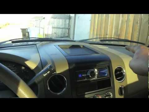 DIY Ford F150 Stuck Heater Hvac Vents Repair