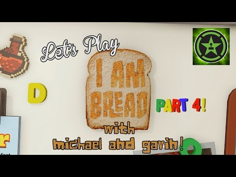 Let's Play - I am Bread Part 4