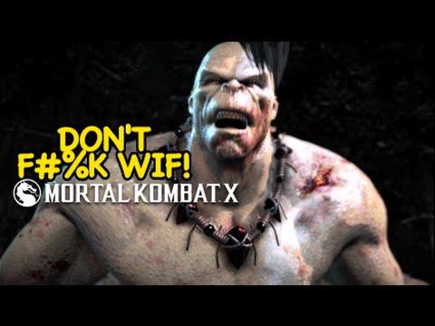 GORO DON'T PLAY!!! [MORTAL KOMBAT X]