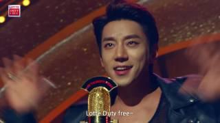 LOTTE DUTY FREE Hwang Chi Yeul Music Video ENG