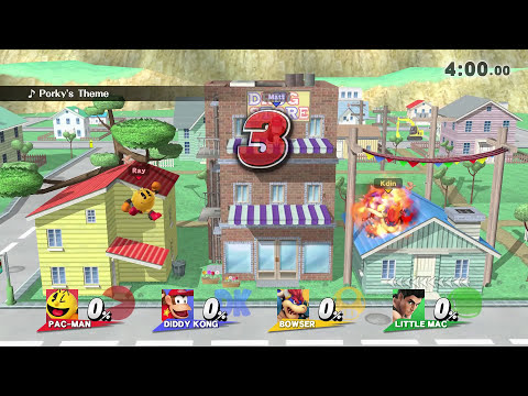 Let's Play - Super Smash Bros For Wii U