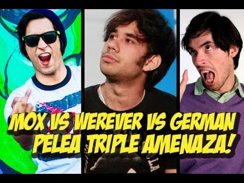 Mox vs German vs Werever l whatdafaqshow.com