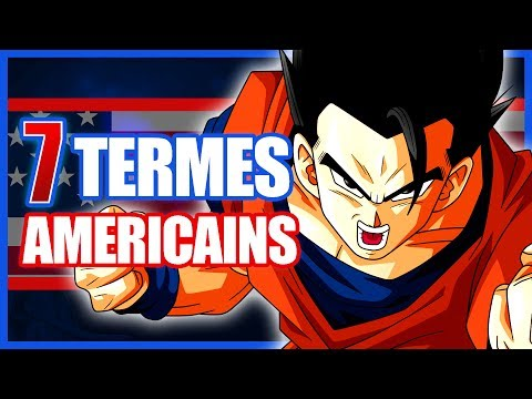 7 TERMES ISSUS DE LA VERSION US DE DRAGON BALL - DBTIMES #20