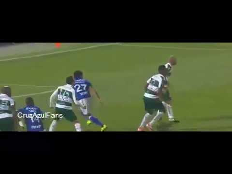Santos VS Cruz Azul [0-3] [Semifinal IDA, Clausura 2013] [16/05/13]