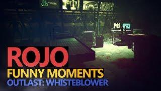 Funny Moments #19: Outlast: Whistleblower - Rojo & Urhara