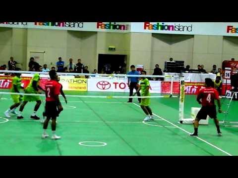 Sepaktakraw Vigo Cup 2011 video