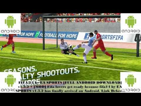 FIFA 14 by EA SPORTS [FULL ANDROID DOWNLOAD] v1.3.2 + [MOD]
