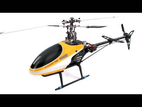 New E-Razor 250 and 450 Series 3D Rc Helicopter