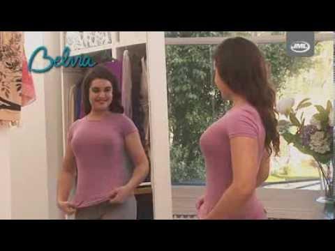 JML Belvia Shapewear Top Body Shaper Slimming Vest Seamless Tummy Control Corset