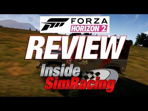 Forza Horizon 2 Review by Inside Sim Racing