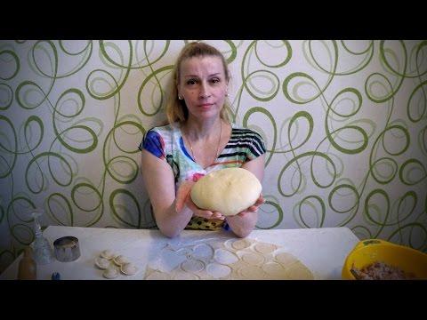 Вкусное тесто для пельменей и вареников на воде рецепт Секрета приготовления теста на пельмени