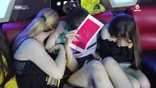 Tin nóng 24h - Bắt giữ hàng chục nam nữ sử dụng MA TÚY trong quán Karaoke