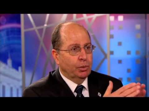 Interview with Israeli Vice Prime Minister Moshe Ya'alon