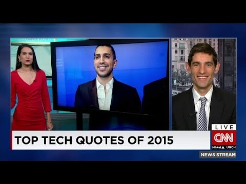 Top tech quotes of 2015