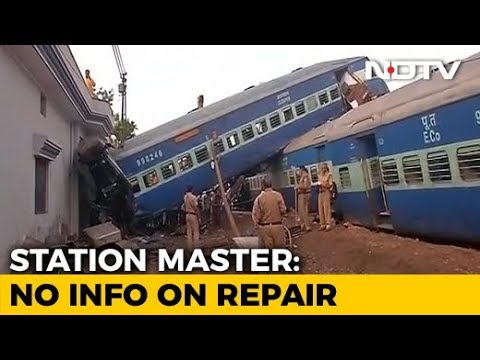 Was There A 'Repair On, Stop Train' Note? Station Officials Say 'No Idea'