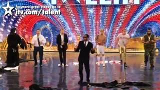 The Chippendoubles - Got Talent  - Gli uomini mascherati