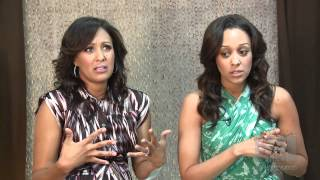Tia & Tamera answer twitter questions from their fans - Hiphollywood.com