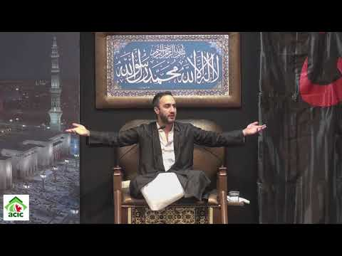 Lecture 9: Drink Water? Think Husayn (as) - Dr. Sayed Ammar Nakshawani Muharram 2017