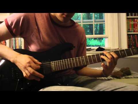 Melvins-Freak Puke (Melvins Lite) guitar cover
