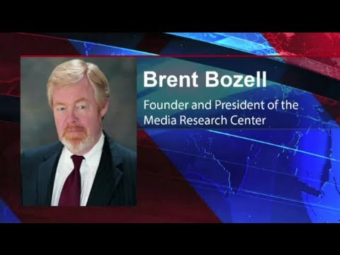 Brent Bozell On Media Bias In Benghazi Hearing