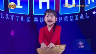 """""""Việt Hương Nhí"""" nhoi quá nnhoi diễn hài cười đau bụng tại Biệt tài tí hon"""