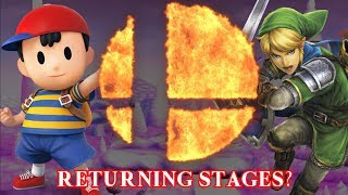 Super Smash Bros Switch with 3DS Stages?!