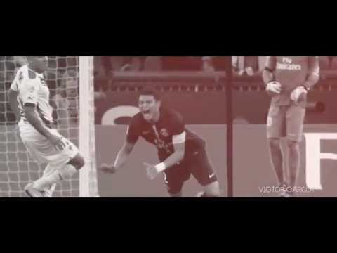 Thiago Silva • The Wall • | PSG 2015 |