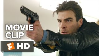 Hitman: Agent 47 Movie CLIP - Train Tracks (2015) - Zachary Quinto, Rupert Friend Movie HD