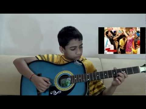Hum Jo Chalne Lage on Guitar - Instrumental - Jab We Met