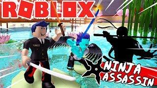 Roblox - Núp Lùm Tập Luyện Để Trở Thành Cao Thủ haha - YIN vs YANG Ninja Assassin