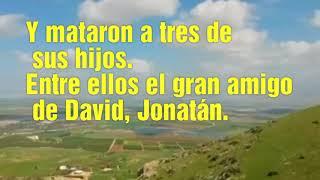 Monte Gilboa 1Crónicas 10-11. | Tiempo para Reflexión