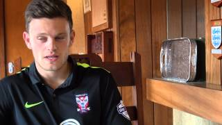 Reece Thompson - New Signing