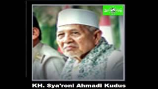 KH. Sya'roni Ahmadi Kudus Pengajian Tafsir Al Qur'an Surat Ali Imron Ayat 8-10