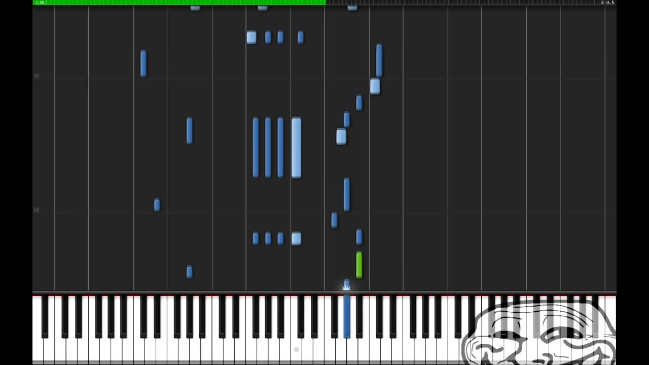 Synthesia - Keeper1st, The Original Trololo Piano/vocal ...