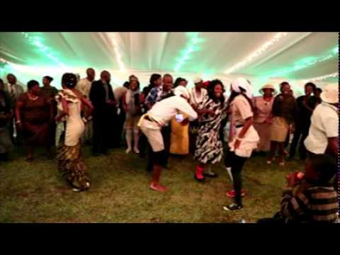 Best Ever Bridal Party Dance  Zimbabwe - Mapostori !! video
