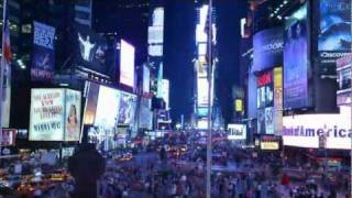 NYC - Times Square - Time Lapse