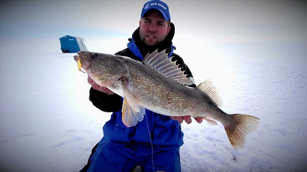 Ice fishing mille lacs mud flat walleyes youtube for Mille lacs fishing