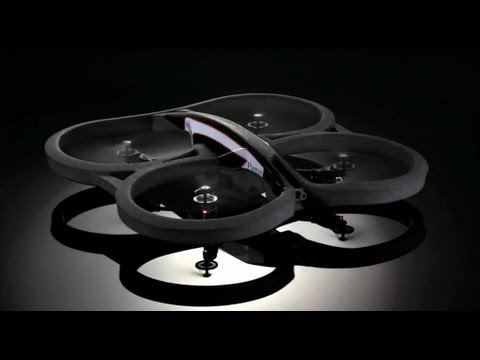 Quadrotor AR.Drone 2.0 : Features