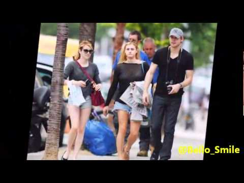Emma Roberts & Chord Overstreet-  Teenage Dream