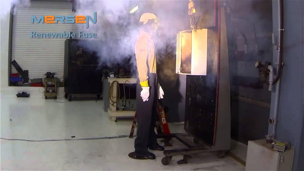 Arc Flash Mitigation Using Mersen Amp Trap 2000 Fuses