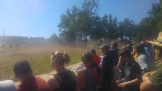 Lešany tankový den 2016